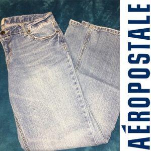 Aēropostale HAILEY FLARE women's Jeans SZ: 11/12